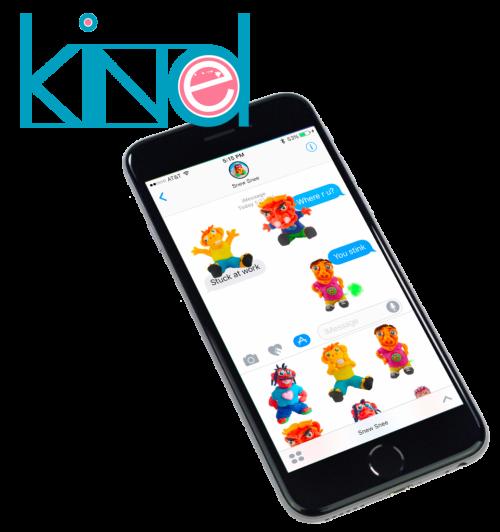 sticker app iphone